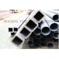 Wholesale ASTM-A53 BS1387 Cold Drawn Rectangular Steel Tube , Seamless Carbon Steel Pipe from china suppliers