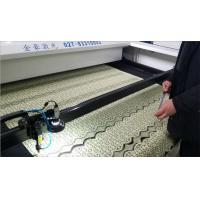 Wholesale Knitting Curtain Automatic Leather Laser Cutting Machine Cutting Speed 0 - 48000mm \ Min from china suppliers