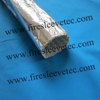 China high-bulk high insulation value convoluted fiberglass sleeve on sale