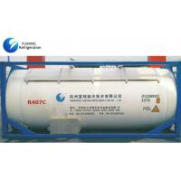 Wholesale 99.8% Purity R407C Refrigerant Gas Colorless , R22 Refrigerant Replacement from china suppliers