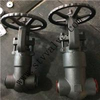 Wholesale FORGED STEEL GLOBE VALVE (RF/NPT/BW ends) from china suppliers