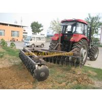 Quality Mounted  Movable Offset disc harrow  V  Type for sale