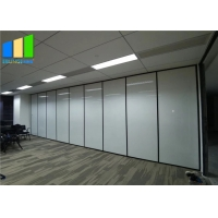 Wholesale MDF Laminate Fireproof Operable Sliding Sound Proof Partitions from china suppliers