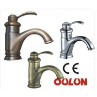 Wholesale Fucet with Brass Body, Zinc Alloy Handle from china suppliers