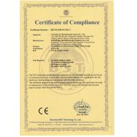 Getd Tech (HK) Co., Ltd Certifications