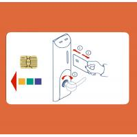 Wholesale Hotel Plastic Key Cards from china suppliers