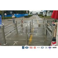 Club Portable Swing Barrier Gate Mechanism Electronic With Direction Indicator