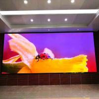 China IP65 Waterproof Indoor Advertising LED Display P3 900cd Brightness Front Maintenance on sale