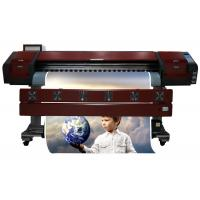 Industrial Aluminium Sheet Printing Machine Dye Sublimation Epson Heads