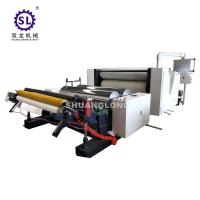 Wholesale 2-10 MPa ALU Foil Embossing Machine With Automatic Tension Control from china suppliers