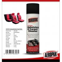 Upholstery & Carpet Cleaner, Foamy Cleaner