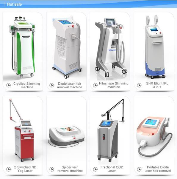 Beauty Equipment Scanning Fractional CO2 laser skin resuRFacing machine