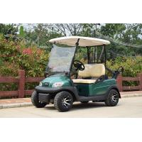 Wholesale 2 Passenger Electric Club Car Golf Buggy Green Color 2900*1200*1700mm from china suppliers