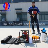 BXZ-1 single hand knapsack sampling exploration drill small portable core drill for sale
