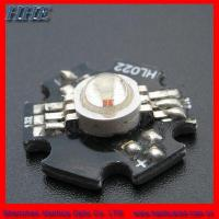 Wholesale High Power RGB LED 1W With PCB (RoHS) from china suppliers