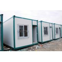 Eco modular prefab steel houses fabricated single storey steel buildings of item 106330431 - Hive modular x line container home in canada ...