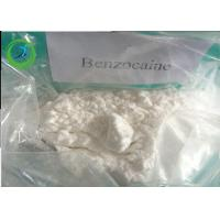 Wholesale Local Anesthetic Benzocaine Pain killer for relieve pain CAS 94-09-7 from china suppliers