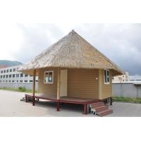 Quality Overwater Bungalow Resort Inn Waterproof Ventilation Light Steel Frame for sale
