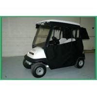Wholesale Sunbrella Premium Golf Cart Track Enclosures 2 Side Curtains OEM Service from china suppliers