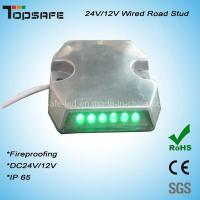 Wholesale LED Aluminum Wired Road Stud with RoHS and CE Approved (TP-WS-001) from china suppliers
