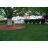 37mm Garden Artificial Grass  Height Double Stem Shape Manufactures