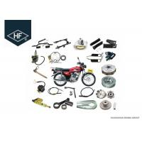 Wholesale HONDA Motorbike CG125 Spare Parts 125cc With Side Cover / Kick Stand from china suppliers