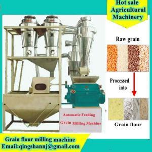 Wholesale Mini Grain Milling Machine Flour Mill corn flour mill flour mill machine from china suppliers