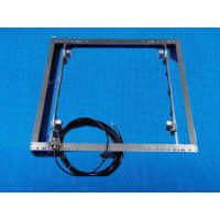 Wholesale Multifunctional SMT Machine PartsSteel Net Switch Frame For Screen Printing Equipments from china suppliers