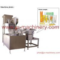 China China Effervescent Tablets tube filling and capping machinery on sale