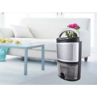 Quality 1000ml Water Tank Portable Electric Dehumidifier Retractable Handle Removable Front Grill for sale