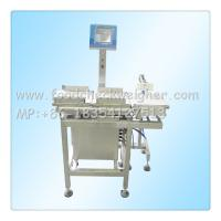 Wholesale checkweigher machine can be used in frozen and fried chicken from china suppliers