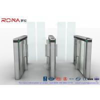 Wholesale Durable Speed Gate Turnstile Pedestrian Management Automated Systems Long Lifespan from china suppliers