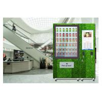 Wholesale Restaurant University Gym Salad Vending Machine With Conveyor And Remote Control System from china suppliers