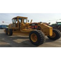 China Used road construction grader Caterpillar  road construction machinery on sale