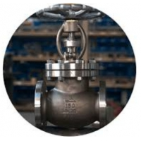 Wholesale 6 Inch 150LB SS316 CF8M ASTM A216 WCB Globe Valve from china suppliers
