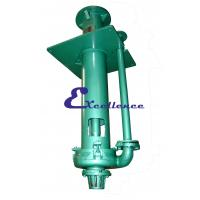 China High chrome alloy casing vertical slurry pumps EVM Series with rubber lined on sale