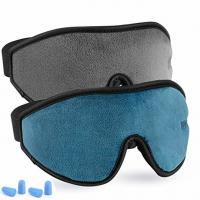Wholesale Breathable Memory Foam Eye Mask For Nap / Travel 3D Modern Design from china suppliers