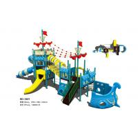 Wholesale Inclusive Children Playground Equipment Kids Pirate Ship Theme Play Structure from china suppliers