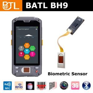 China Gold supplier BATL BH9 dual core Honeywell N4313 fingerprint phone on sale