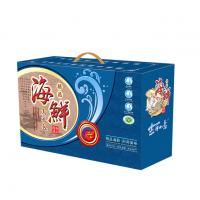 China Customized Size Paper Gift Box , Printing Logo Cardboard Packing Boxes on sale