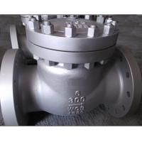 Wholesale Flanged Swing Check Valve 150# CF8M Body Bolt & Nut B7/ 2H Metal seated HF from china suppliers