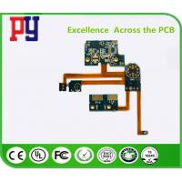 Buy cheap Surface Lead Free Flexible Pcb Board , Flex Pcb Prototype High Tg Base Material from wholesalers