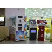 Wholesale Soft Ice Cream Ball / Ice Cream Cone Vending Machine For Entertainment Center from china suppliers