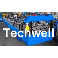 Wholesale Standard 686mm IBR Sheet Roll Forming Machine With PLC Control System from china suppliers
