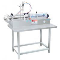 Wholesale LIENM Factory table type filling machine, full pneumatic from china suppliers
