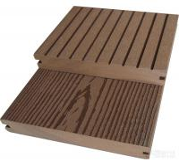 solid wpc composite wood decking foam planking 140mm x. Black Bedroom Furniture Sets. Home Design Ideas
