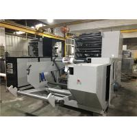 Wholesale 6 / 4 Colors Flexographic Printing Machine , Flexo Press Machine 100 M/Min Max Printing Speed from china suppliers