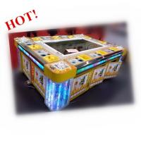 China 55 inch 8P IGS King of Treasure 1000 shoots coins out fishing game machine on sale