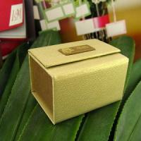 Wholesale Grey Paper Corrugated Cardboard Jewelry Packaging Box With Screen Printing from china suppliers
