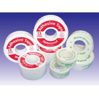 Waterproof surgical tapes medical supplies medical tapes waterproof adhesive tapes